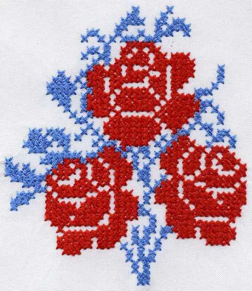схема вишивки хрестиком 4мм віскозна нитка ... 0f033c6a72930