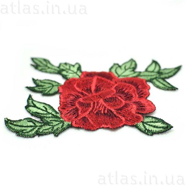 роза на одежду
