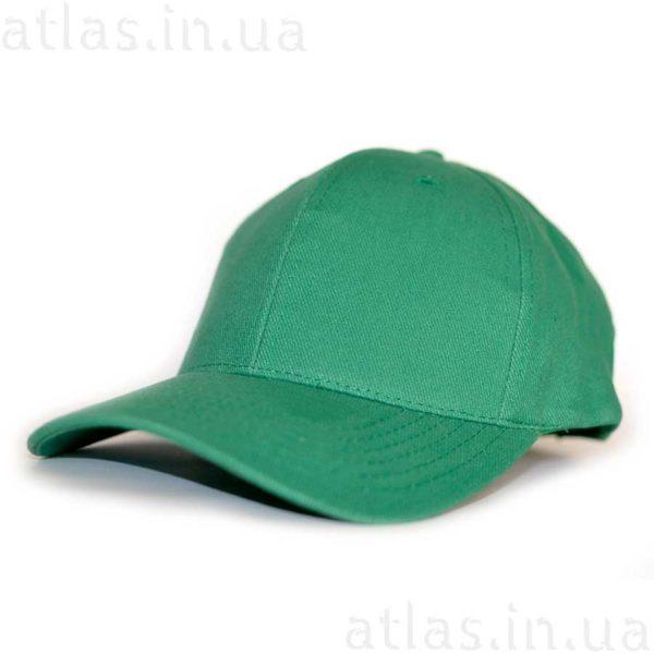 зеленая бейсболка