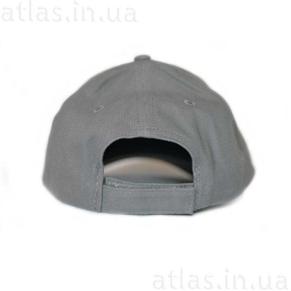 темно-серая кепка