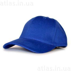 синяя бейсболка