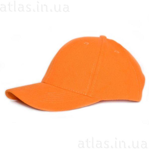 оранжевая кепка