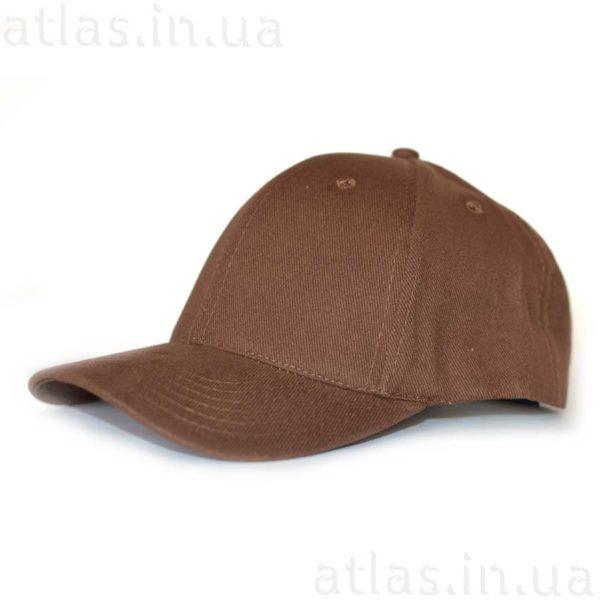 коричневая кепка