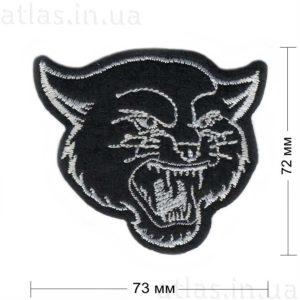 черная пантера нашивка