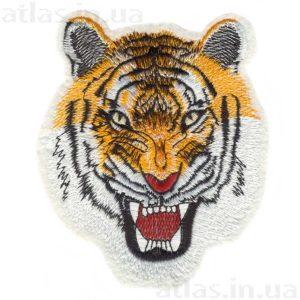 тигр нашивка на спину