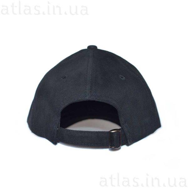 черная кепка желтый кант вышивка