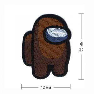 Among US эмонг ас коричневый эмонас